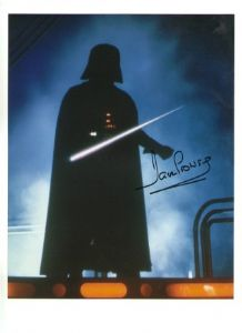 David Prowse from Star Wars